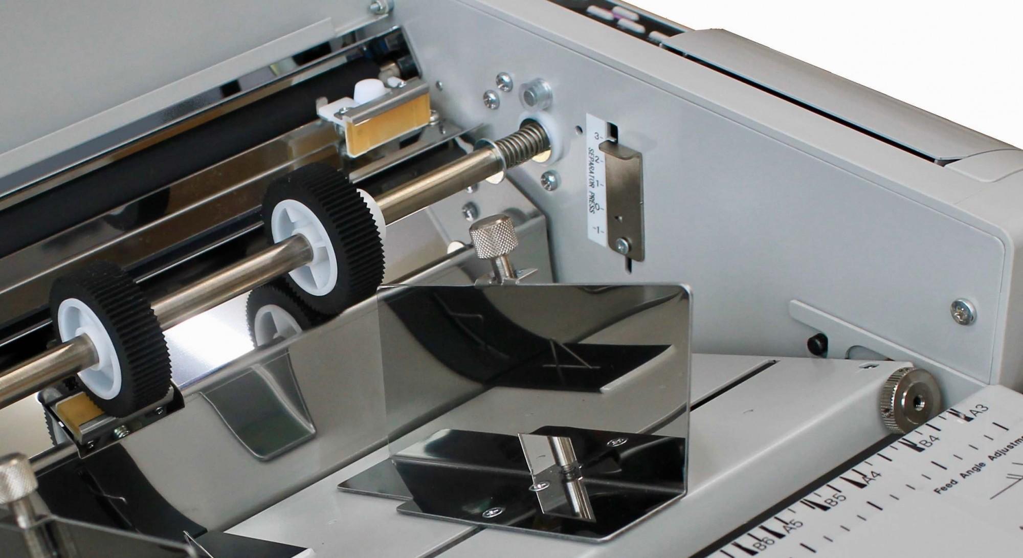 Paper Folding Machine SUPERFAX PF-440 - SUPERFAX Europe